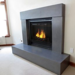 Fireplaces and Wall Panels